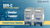 SDN-C DIN Rail Power Supply